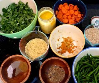 Kitchari Ingredients