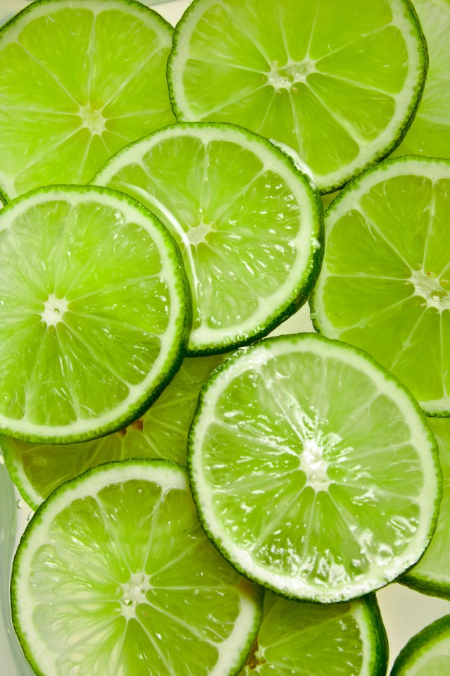 Cleansing with Limes